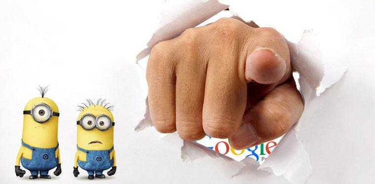 Kary od Google za nienaturalne linki których już dawno nie ma